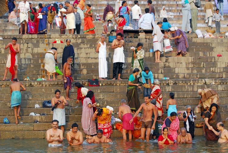 Varanasi - Reisebaustein Indien