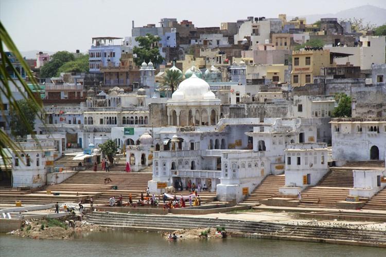 Pushkar - Reisebaustein Indien