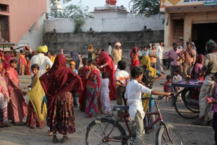 Deogarh - Reise Indien