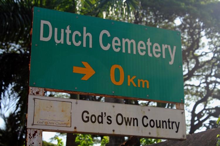 Nederlandse begraafplaats Cochin