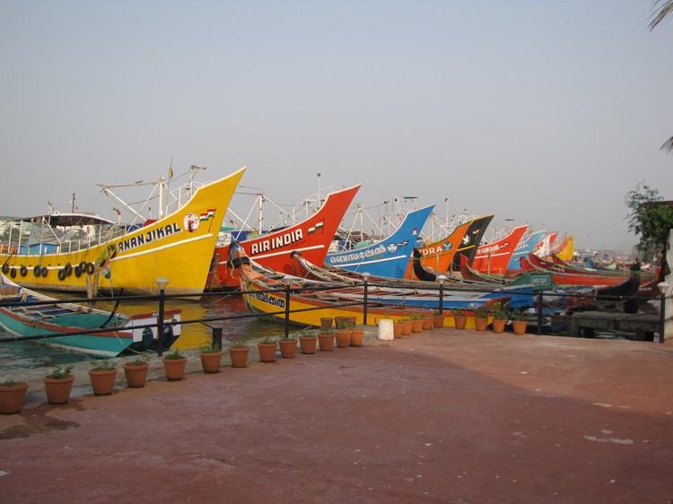 Kochi  - Reisebaustein Indien