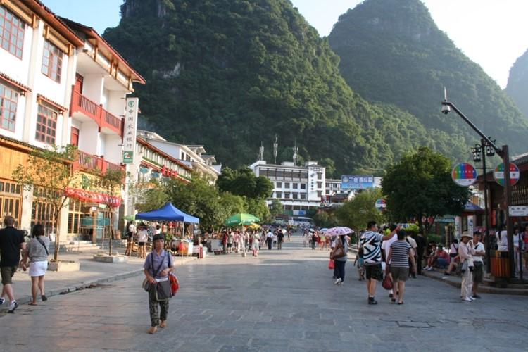 Yangshuo – Reisebaustein China