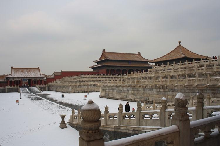 Peking - Reisebaustein China