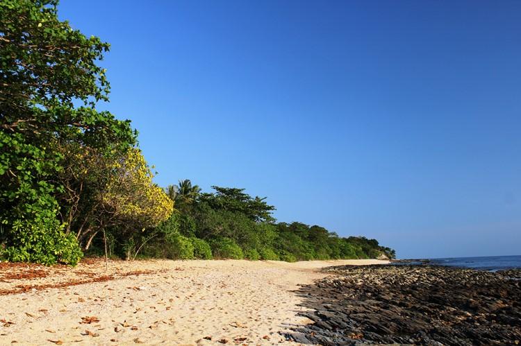 Het strand van Koh Lanta