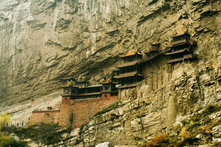 Datong - Reisebaustein China