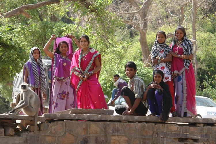 Ranthambore - reis India