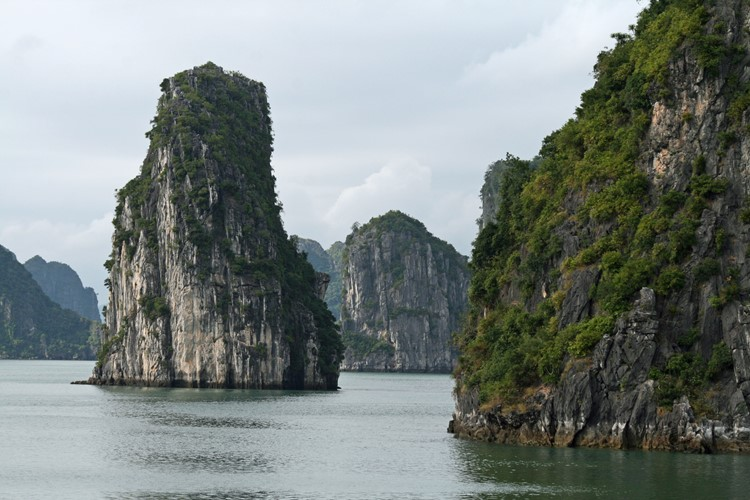 Halong Bay - Reise Vietnam