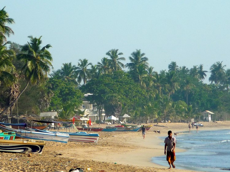 Trincomalee - Reisebaustein Sri Lanka