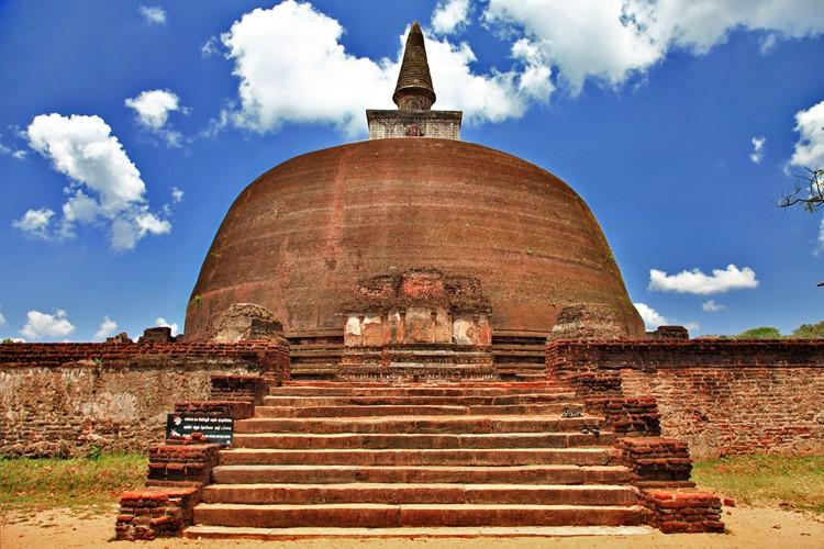 Koningsstad Polonnaruwa