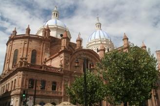 Reise Ecuador - Cuenca