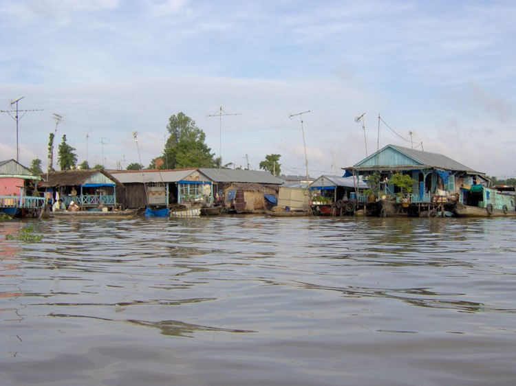 Chau Doc & Phnom Penh – Rundreise Vietnam