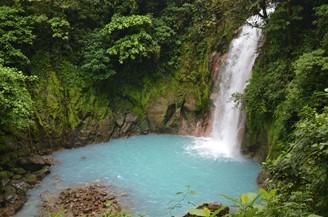 Rio Celeste - Reisebaustein Costa Rica