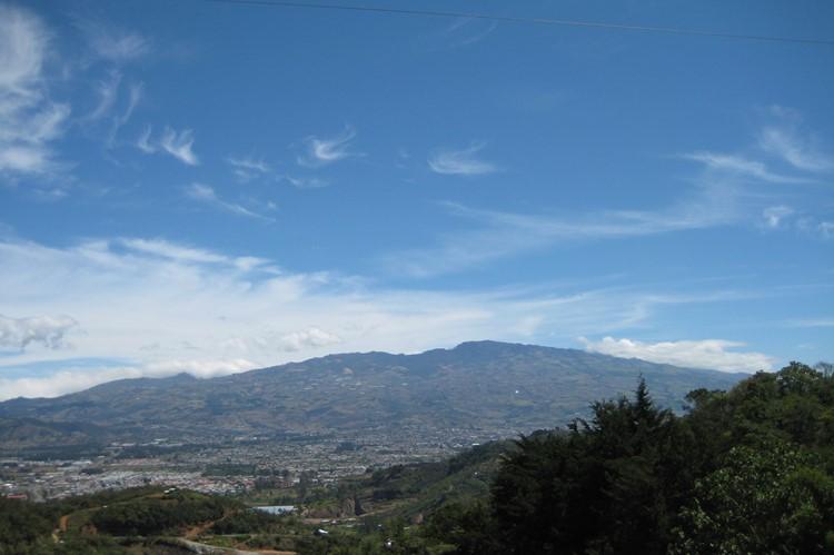 San Gerardo de Dota, Costa Rica