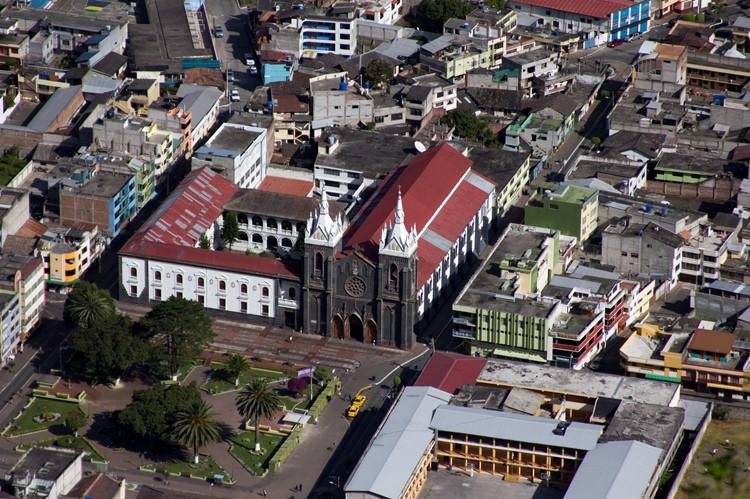 Baños van boven – Ecuador