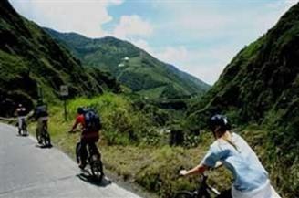 Reise Ecuador - Fahrradtour in Banos