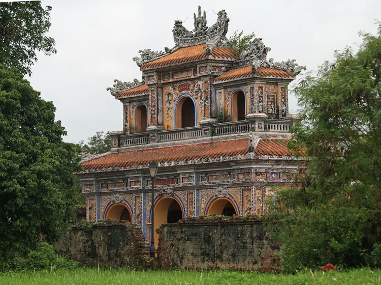 Hué - Reise Vietnam