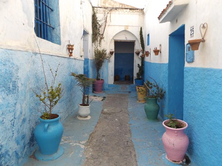 De kasba van Rabat - Marokko