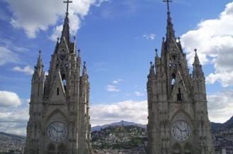 Ecuador Reise - Quito