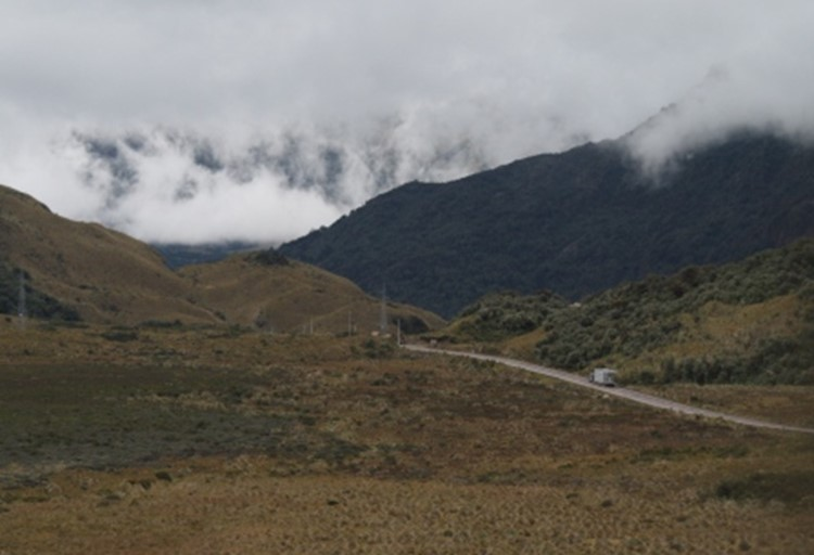 Reise Ecuador - Papallacta