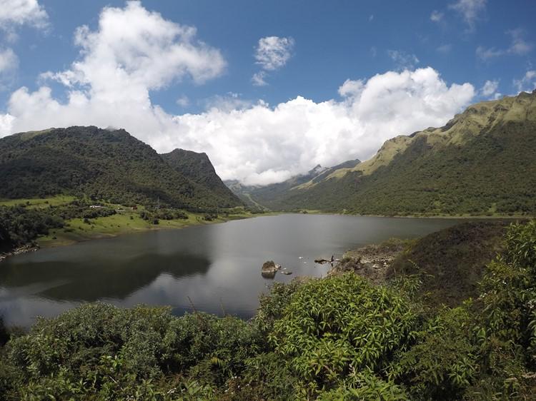 Rondom Papallacta -  Ecuador