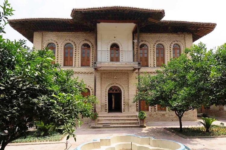 Taghavi huis in Gorgan - Iran