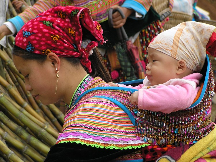 Bac Ha & Can Cau, Vietnam