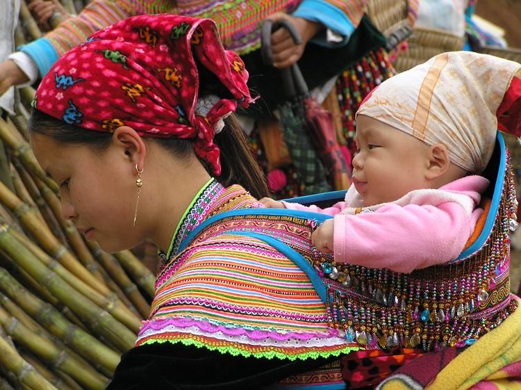 Bac Ha - Reise Vietnam
