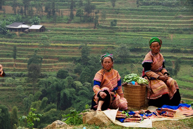 Bac Ha & Can Cau,Vietnam