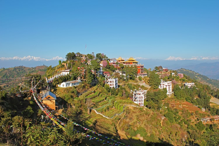 Namo Buddha, Nepal