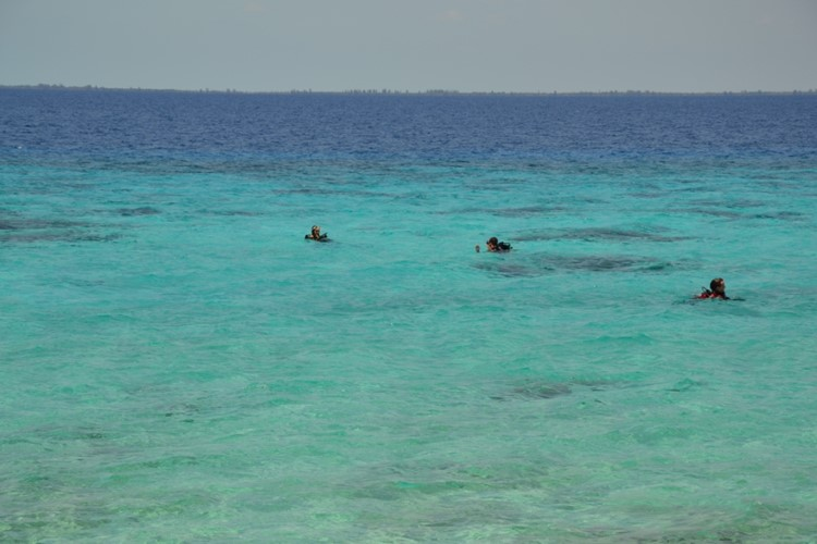 Azuurblauwe zee - rondreis Cuba