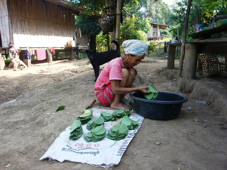 Karendorp - reis Thailand