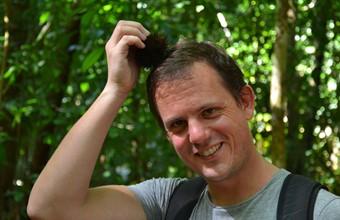 Danilo in Costa Rica