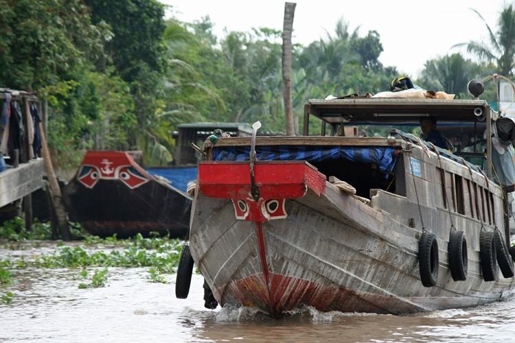 Mekong Delta - reise Vietnam