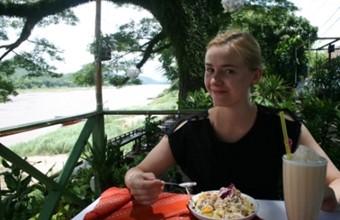 Lize in Thailand