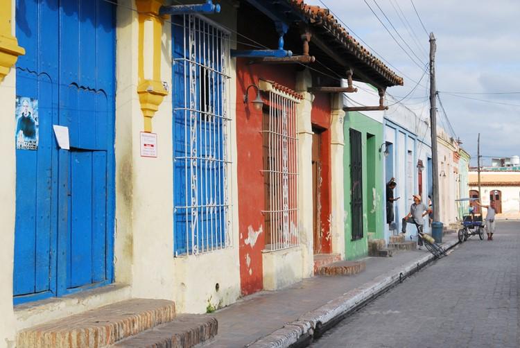 Camagüey - Reisebaustein Kuba