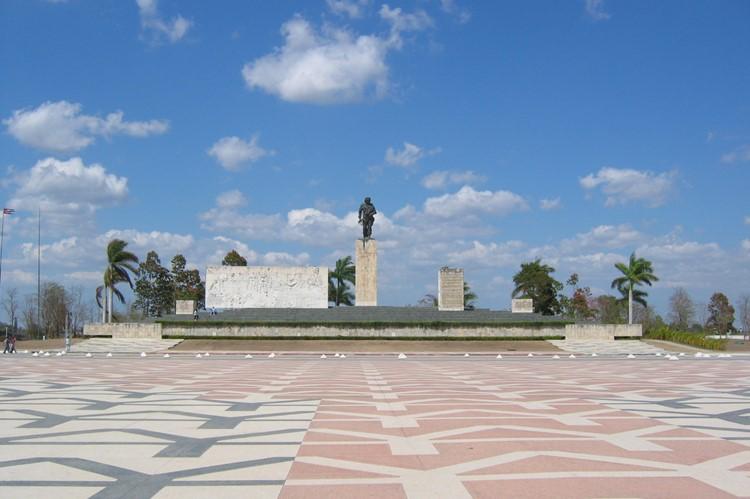 Monument Che Guevara, Santa Clara, Cuba