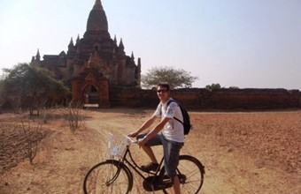 Peter in Myanmar