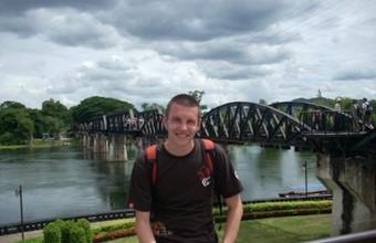 Peter in Thailand