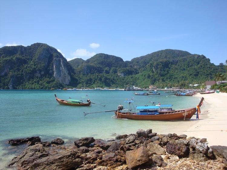 Koh Phi Phi - Reisbaustein Thailand