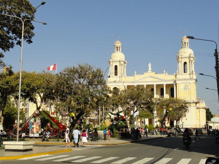 Reisebaustein Peru - Chiclayo