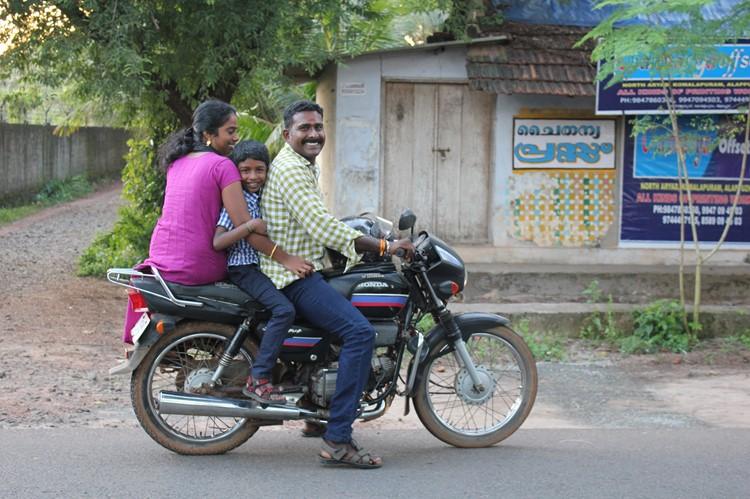 Allepey - Zuid-India