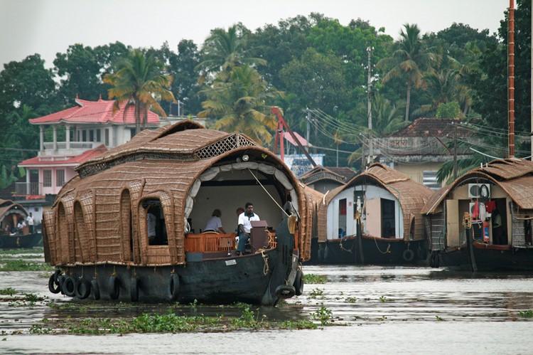 Backwaters Zuid-India