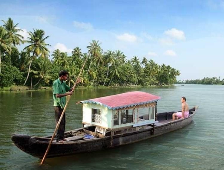 Cherai - Reisebaustein Indien