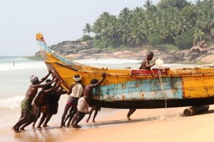 Kovalam - Reisebaustein Indien