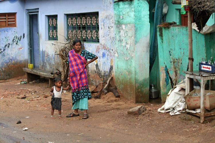 Madurai - Reisebaustein Indien