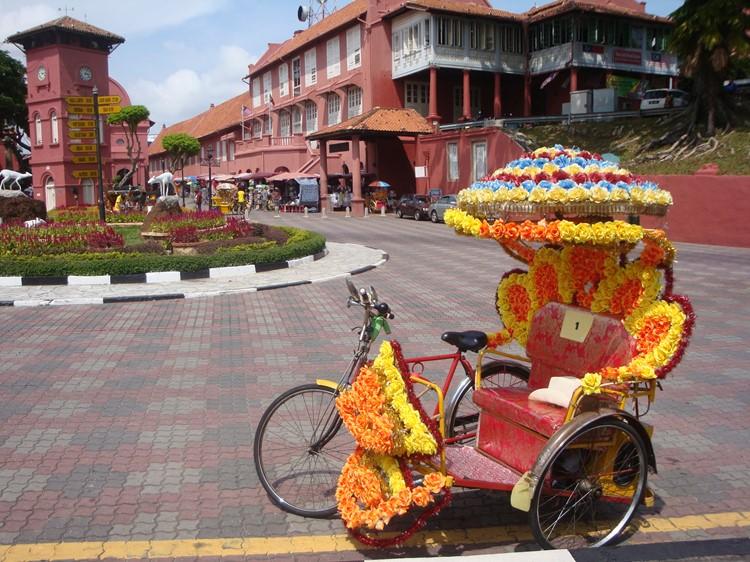 Melaka - Reisebaustein Malaysia