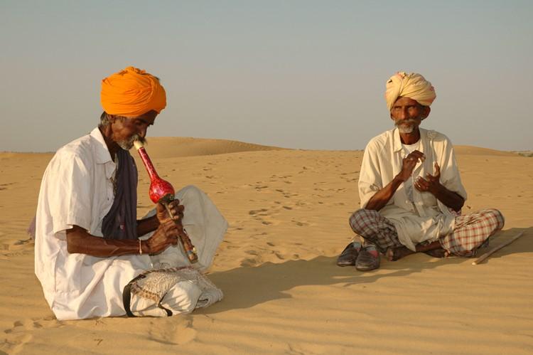 Jaisalmer, Sam Sand Dunes, India