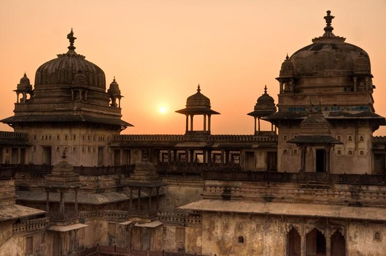 Orchha - reis India