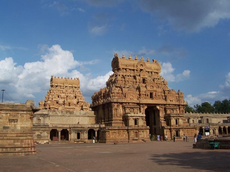Tanjore - reis India