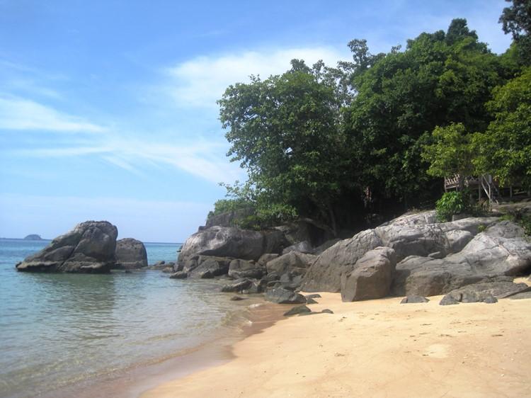 Pulau Perhentian - Reisebaustein Malaysia